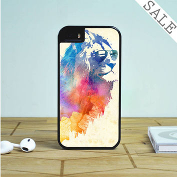 Lion Paint For iPhone | Samsung Galaxy | HTC Case