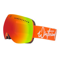 Winterial V3 Ski Goggles - Orange