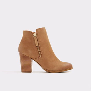 Emely Medium Brown Women's Ankle boots | ALDO US