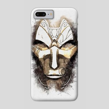 A Tribute to JHIN the Virtuoso, a phone case by Dusan Naumovski