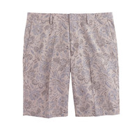 J.Crew Mens Ludlow Suit Short In Floral Japanese Cotton
