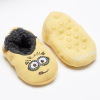 Despicable Me Minion Slippers - Toddler Boy (Yellow)