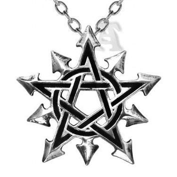 Chaosagram Pendant by Alchemy Gothic