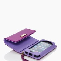 iphone 5 solid wristlet - kate spade new york