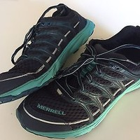 GUC Merrell Navy Blue Women's Athletic Shoes Size 8