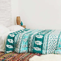 Aerie Home Full/ Queen Comforter Set, Dusty Sage