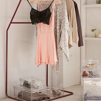 Leaning Clothing Rack | Urban Outfitters