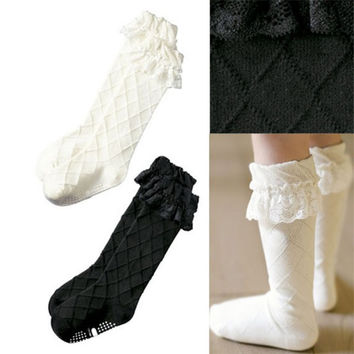 Fashion Baby Ruffle Socks