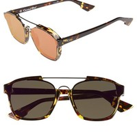 Dior 'Abstract' 58mm Sunglasses | Nordstrom