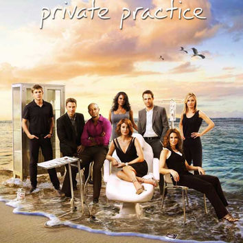 Private Practice 11x17 TV Poster (2007)
