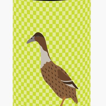 Dutch Hook Bill Duck Green Tall Boy Beverage Insulator Hugger BB7687TBC
