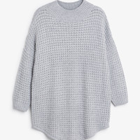 Monki   View all new   Heavy knit sweater