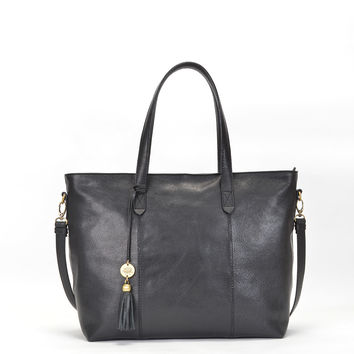 Olivia Womens Laptop Bag Black V.T