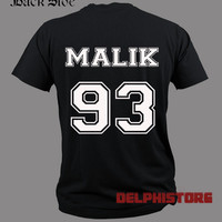 zayn malik shirt t shirt tshirt tee shirt black and white unisex t shirt (DL-9)