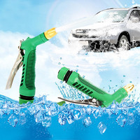 Water Gun Sprayer Brass Hose High Pressure Watering Equipment Garden Home Auto Car Washing Accessories