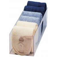 Neatnix Drawer Organizing Systems Sock Box, 3 pack