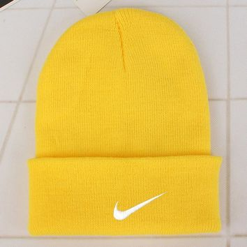 Nike Fashion Edgy Winter Beanies Knit Hat Cap-8