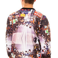 The Hong Kong Crewneck Sweatshirt in Multi