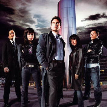 Torchwood 27x40 TV Poster (2006)