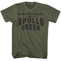 Adult Creed Apollo Home T Shirt