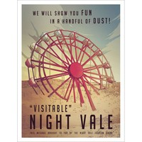 Night Vale Tourism Board Poster