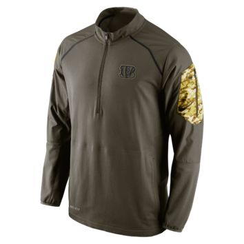 Nike Salute To Service Hybrid (NFL Bengals) Men's Training Jacket