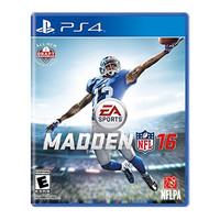 Madden NFL 16 PS4 Video Game