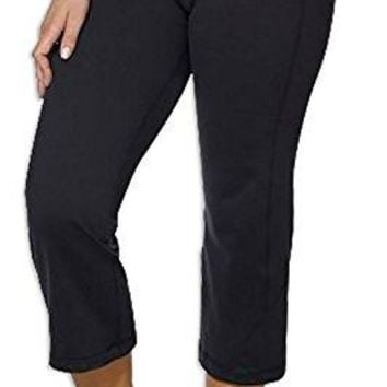 Kirkland Signature  Womens Activewear Yoga Pants for Women  Workout Pants Capri