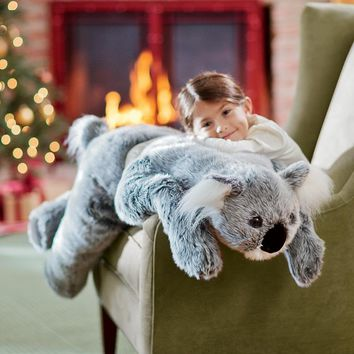 Oversized Koala Body Pillow - Plow & Hearth