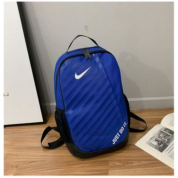 Classical Basic NIKE Travel Backpack For School Men Women Bookbags
