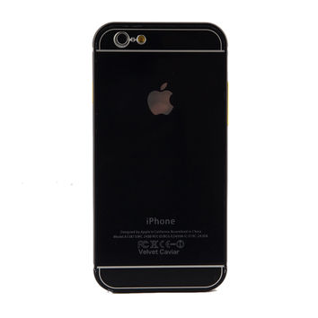 PROTECTIVE IPHONE CASE BLACK