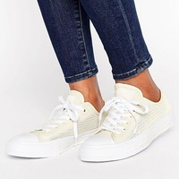 Converse Chuck Taylor All Star Ox Mesh Trainers at asos.com