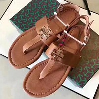 Tory Burch Women Fashion Casual Sandals Shoes