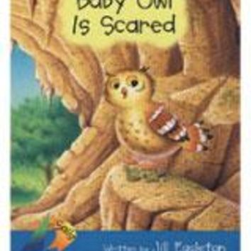 Rigby Sails Early Leveled Reader 6pk Green Baby Owl Is Scared
