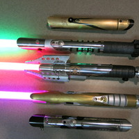 HHCLS SE Lightsaber- The Ultimate Custom Lightsaber Option