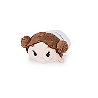 Princess Leia ''Tsum Tsum'' Plush - Mini - 3 1/2''