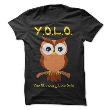You Obviously Like Owls