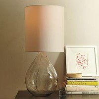 Glass Jug Table Lamp | west elm