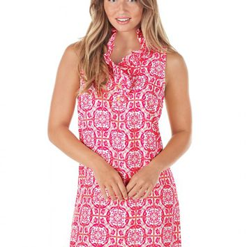 Wild And Young Hearts Dress In Pink | Monday Dress Boutique