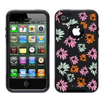 Otterbox iPhone 4 / 4S Commuter Series Wild Flowers