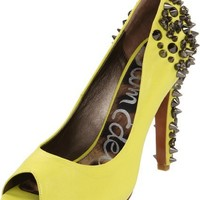 Sam Edelman Lorissa Pump - designer shoes, handbags, jewelry, watches, and fashion accessories | endless.com