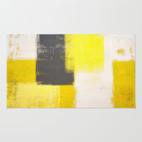 Simply Modern Area & Throw Rug by T30 Gallery