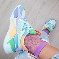 Puma RS-X Toys New Fashion Multicolor Sneakers Shoes