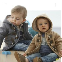 NEW baby boys winter coats