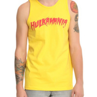 WWE Hulk Hogan Hulkamania Tank Top