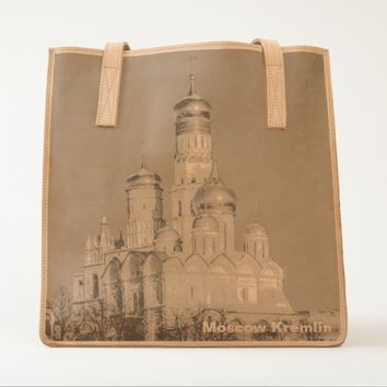 Moscow Kremlin cathedrals Tote