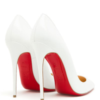 CHRISTIAN LOUBOUTIN | Kate Patent Leather Pumps | Browns fashion & designer clothes & clothing