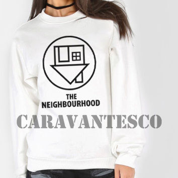 The Neighbourhood Sweatshirt - The NBHD Unisex Sweatshirts