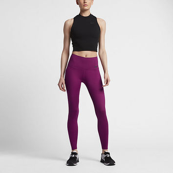 The Nike Zonal Strength Women's Training Tights.