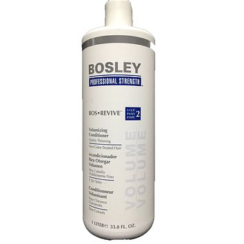 Bosley Bos Revive Conditioner for Non Color-Treated Hair 33.8 oz